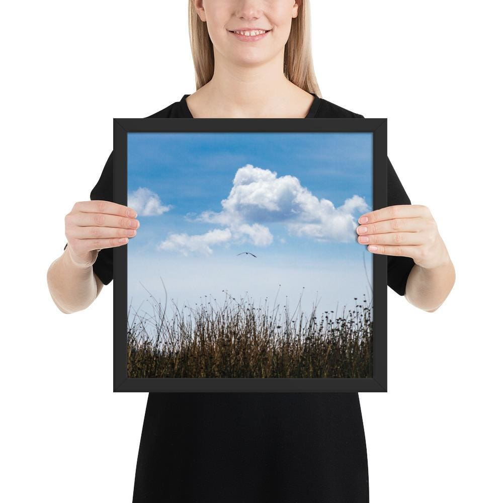 Float - Framed Fine Art Print | 10- 36 Sizes - Black / 14×14 - Prints