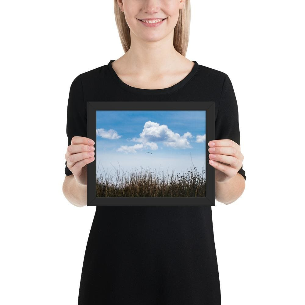 Float - Framed Fine Art Print | 10- 36 Sizes - Black / 8×10 - Prints