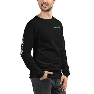 Kinter Media Unisex Long Sleeve Tee | Bella + Canvas 3501