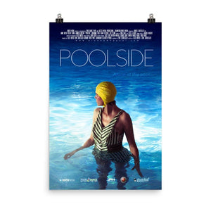 Poolside - Premium Luster Short Film Poster 24x36 - Prints