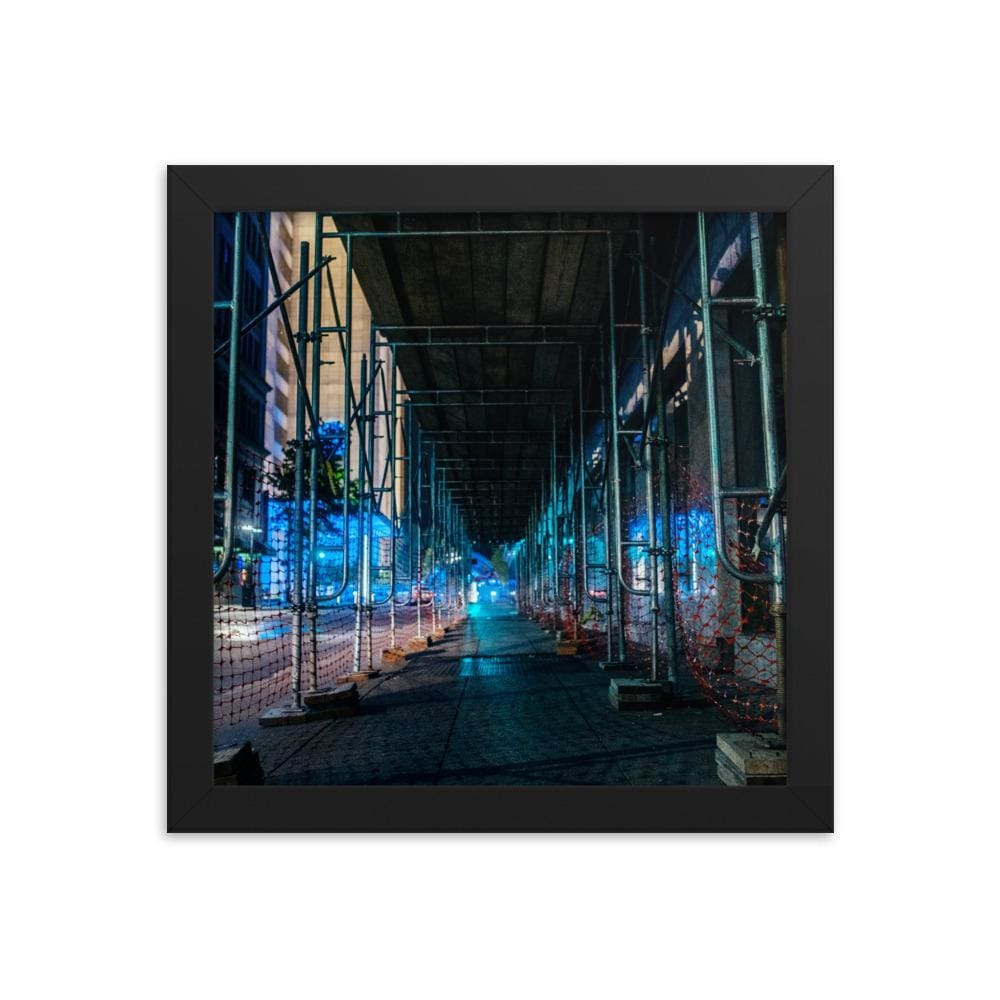 Trasition to Greatness - Framed Fine Art Print | 10 - 36 Sizes - Black / 10×10