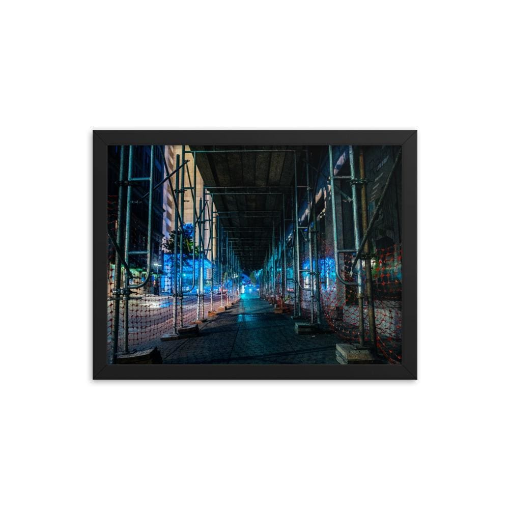 Trasition to Greatness - Framed Fine Art Print | 10 - 36 Sizes - Black / 12×16