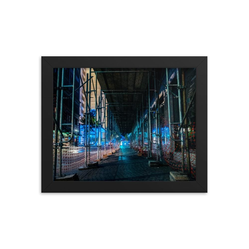 Trasition to Greatness - Framed Fine Art Print | 10 - 36 Sizes - Black / 8×10