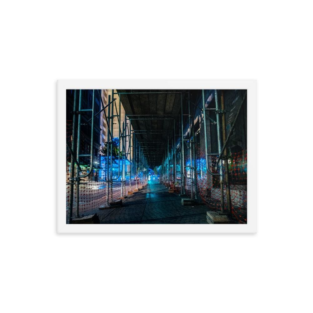 Trasition to Greatness - Framed Fine Art Print | 10 - 36 Sizes - White / 12×16