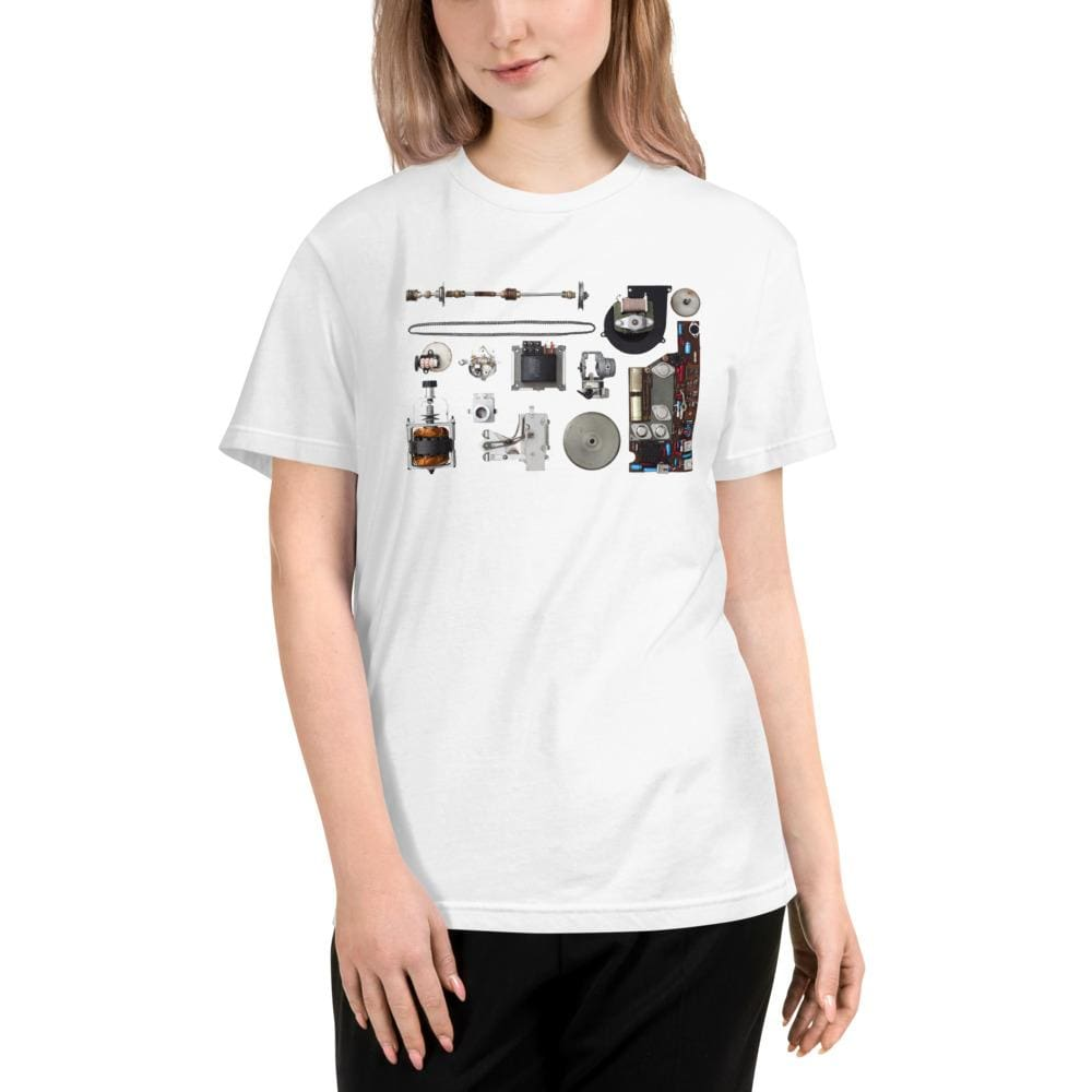 Vintage Projector - Eco Friendly Sustainable T-Shirt - Shirts