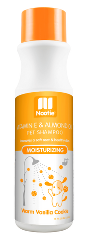 Nootie 16 oz. Shampoo [Warm Vanilla Cookie]