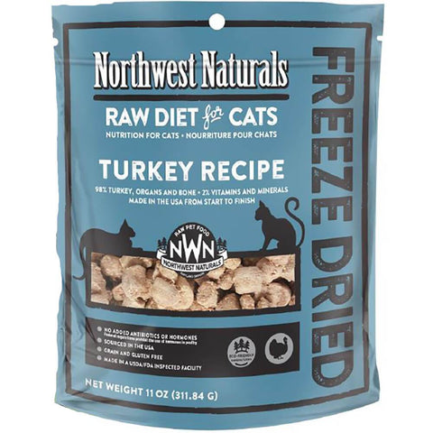 Northwest Naturals - Turkey Nibbles for Cats