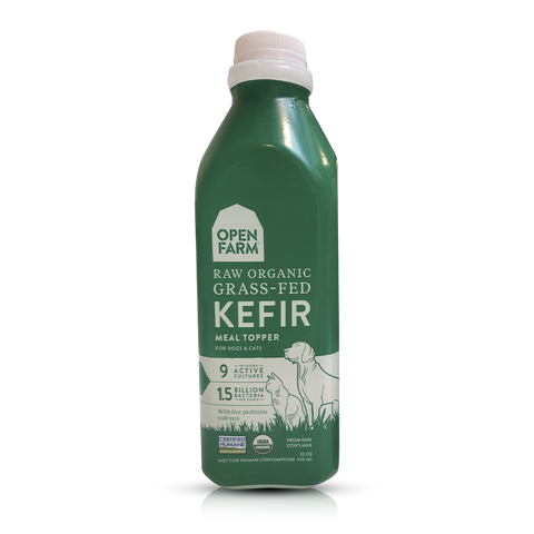 Open Farm FROZEN raw Kefir