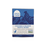 Open Farm 5.5 oz Chicken & Salmon Rustic Blend for Cats