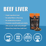 Vital Essentials - Freeze Dried Beef Liver