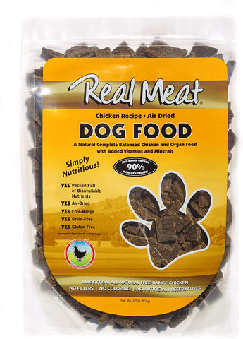 Real Meat Air Dried Food [Chicken]
