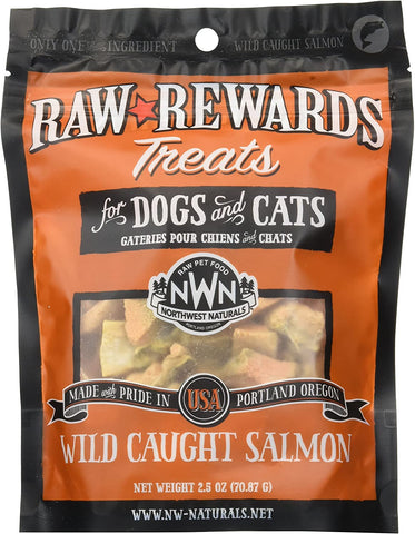 Northwest Naturals Rewards -  Freeze Dried Salmon