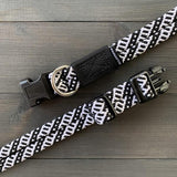 Wilderdog - Climbing Rope Collars [Black & White]