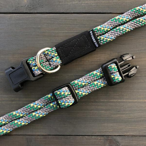Wilderdog - Climbing Rope Collars [Alpine Reflective]