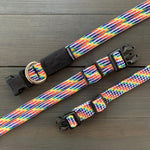 Wilderdog - Climbing Rope Collars [Rainbow]