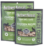 Northwest Naturals - Chicken Nibbles for Cats