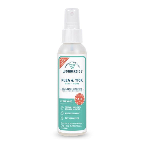 Wondercide Flea & Tick [4 oz. Cedar]