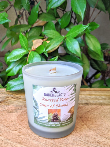 Nakedbeasts - Non-Toxic Candles
