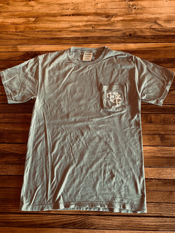 NEW! Gray pocket Tee