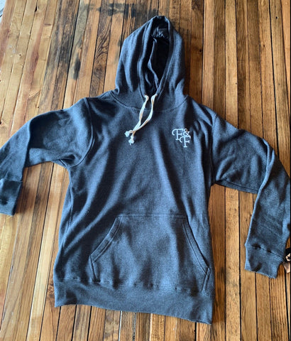 Pullover Hoodie - Heather Gray
