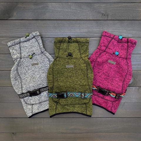 Wilderdog Fleece Jackets
