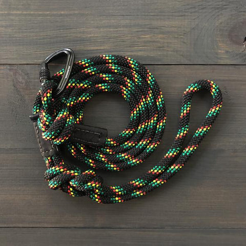 Wilderdog - Small Carabiner Rope Leash [Jah]