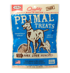 Primal 2 oz. Dog & Cat Pork [Liver Munchies]