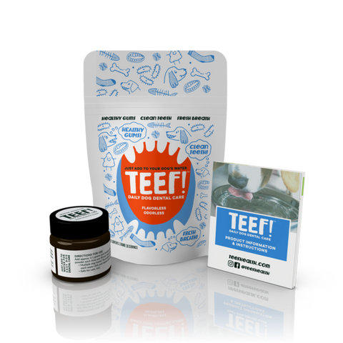 TEEF! Dental Prebiotic for Dogs