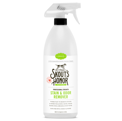 Skout's Honor - Stain & Odor Destroyer
