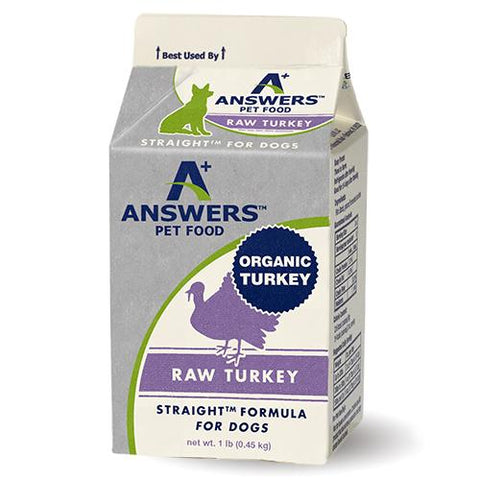 Answers Frozen Raw Straight Formula [Turkey]