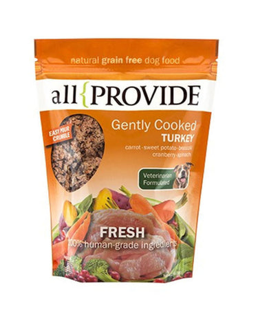 All Provide Gently Cooked Turkey 2lbs