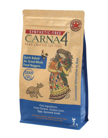 Carna4 - Dry Cat Food [Fish]