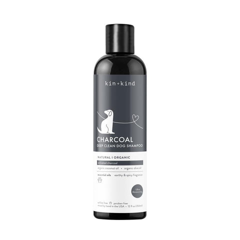Kin + Kind  Shampoo [Charcoal Deep Clean]