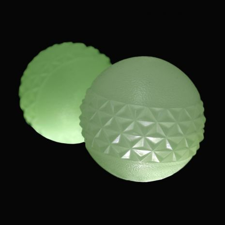Tall Tails - Glow In The Dark Fetch Balls 2Pk