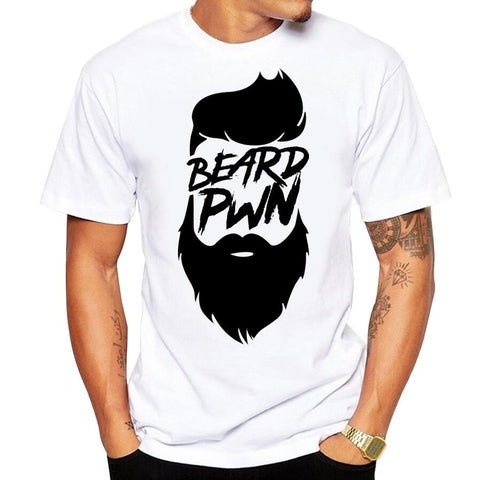 "beardedkit - ""Beard PWN"" Men's T-Shirt -"