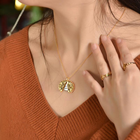 Shopedian : Online Shopping Store. You are my sunshine necklace