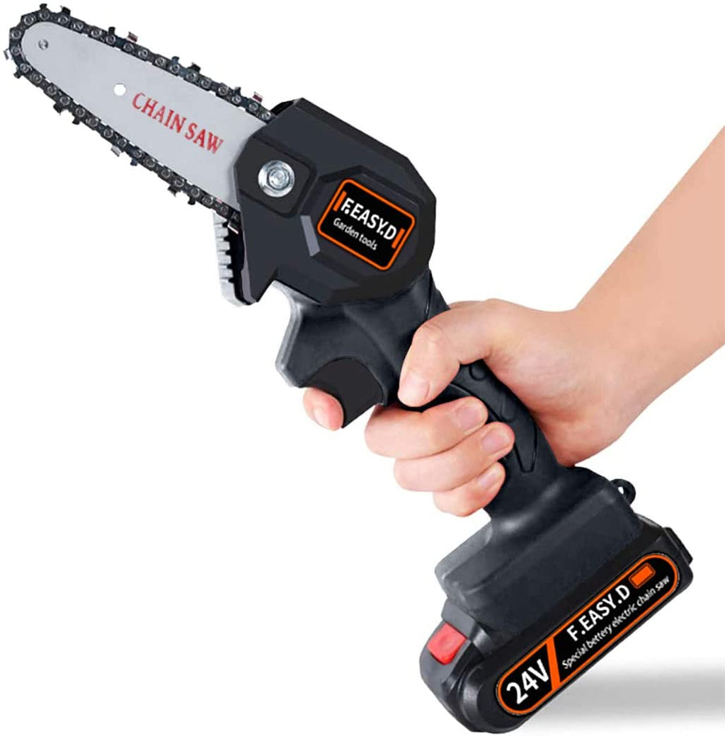 Rechargeable Mini Handheld Electric Chainsaw