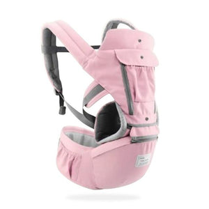 Shopedian 6612 Pink / For Non-USA Residence Secure Infant™ Baby Carrier