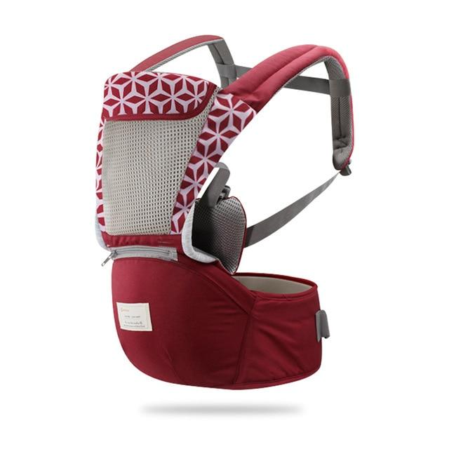 Shopedian 6625 Burgundy / United States Secure Infant™ Baby Carrier