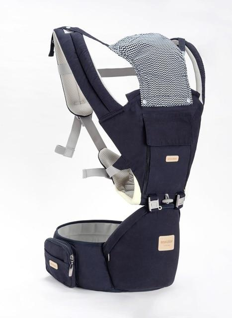 Shopedian 6631 Navy Blue / United States Secure Infant™ Baby Carrier