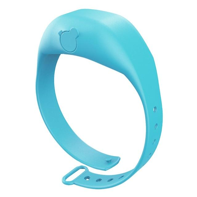 Shopedian Blue / United States Sanitizer Wristband Dispenser