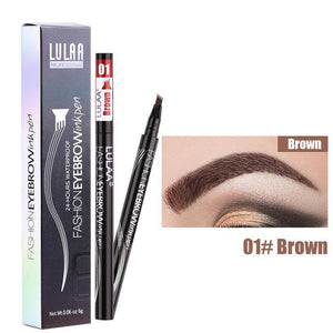 Shopedian Brown / United States Magic Waterproof Eyebrow Pencil