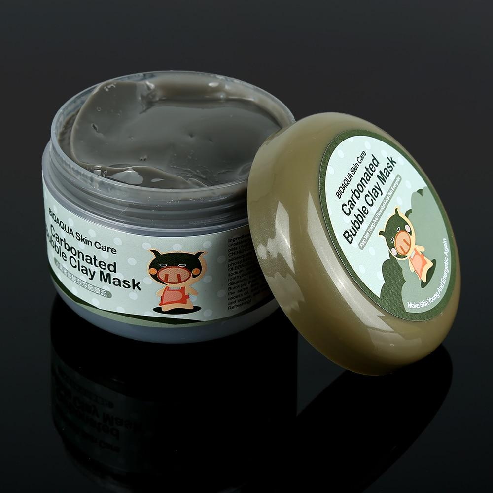 Shopedian Carbonated Bubble Clay Mask