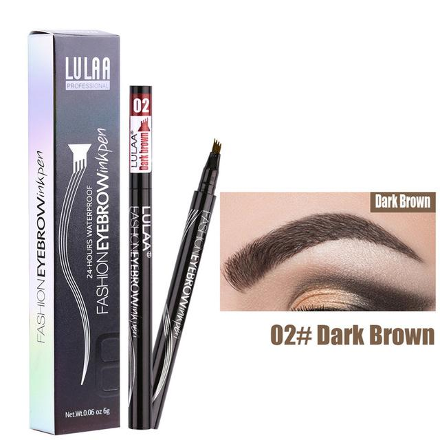 Shopedian Dark Brown / United States Magic Waterproof Eyebrow Pencil