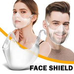Shopedian Face Shield 2020 NEW Radical Alternative Transparent Shield