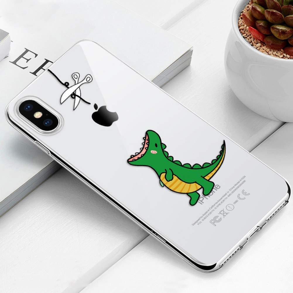Shopedian For iPhone Xs Max / 01 Funny Apple iPhone Cases