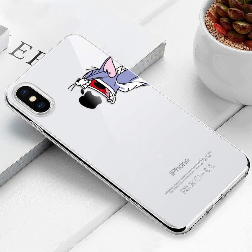 Shopedian For iPhone Xs Max / 03 Funny Apple iPhone Cases