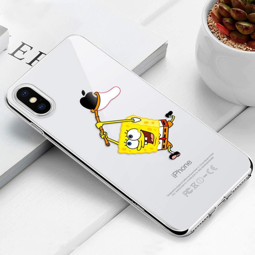 Shopedian For iPhone Xs Max / 07 Funny Apple iPhone Cases