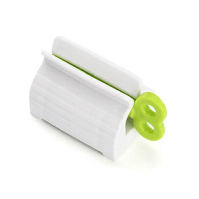Shopedian Green Toothpaste Squeezer