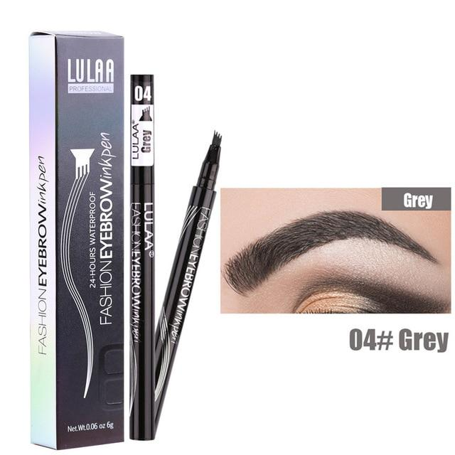 Shopedian Grey / United States Magic Waterproof Eyebrow Pencil